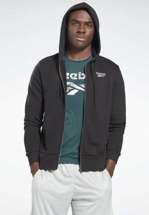 IDENTITY - Zip-up hoodie - black