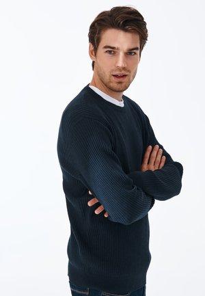 TRICK 2 - Sweatshirt - dark navy