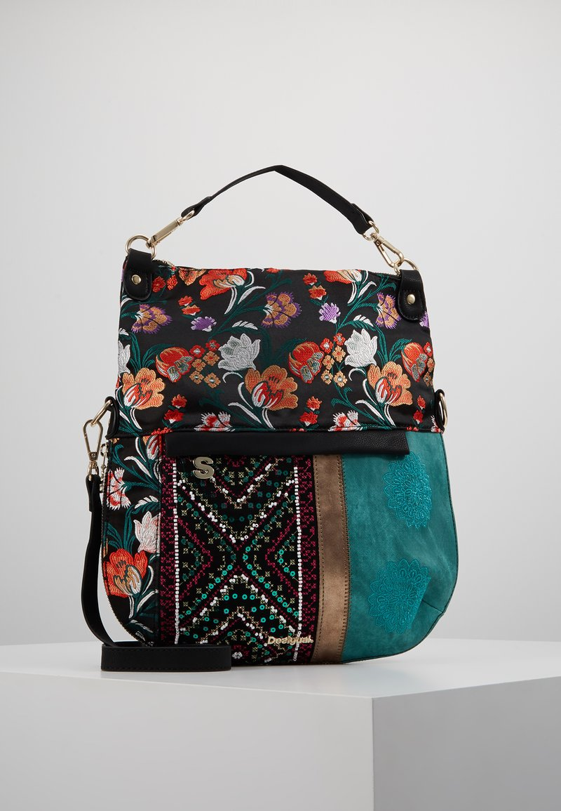 Desigual - BOLS BETWEEN FOLDED - Shoppingveske - quenny