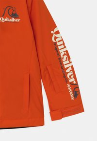 Quiksilver - IN THE HOOD UNISEX - Snowboard jacket - pureed pumpkin - 2