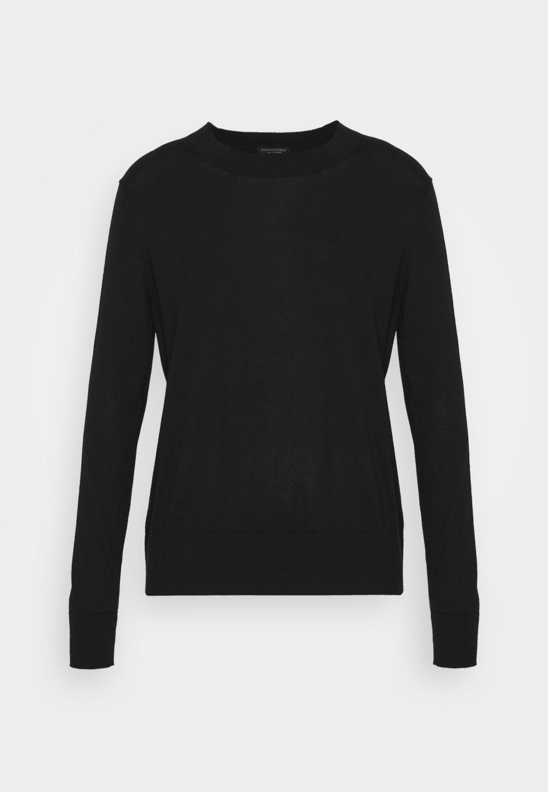 Zwarte Banana Republic Cashmere trui online kopen | ZALANDO