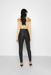 River Island - Bukse - black - 2