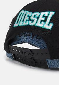 Diesel - CERA UNISEX - Cap - black - 3