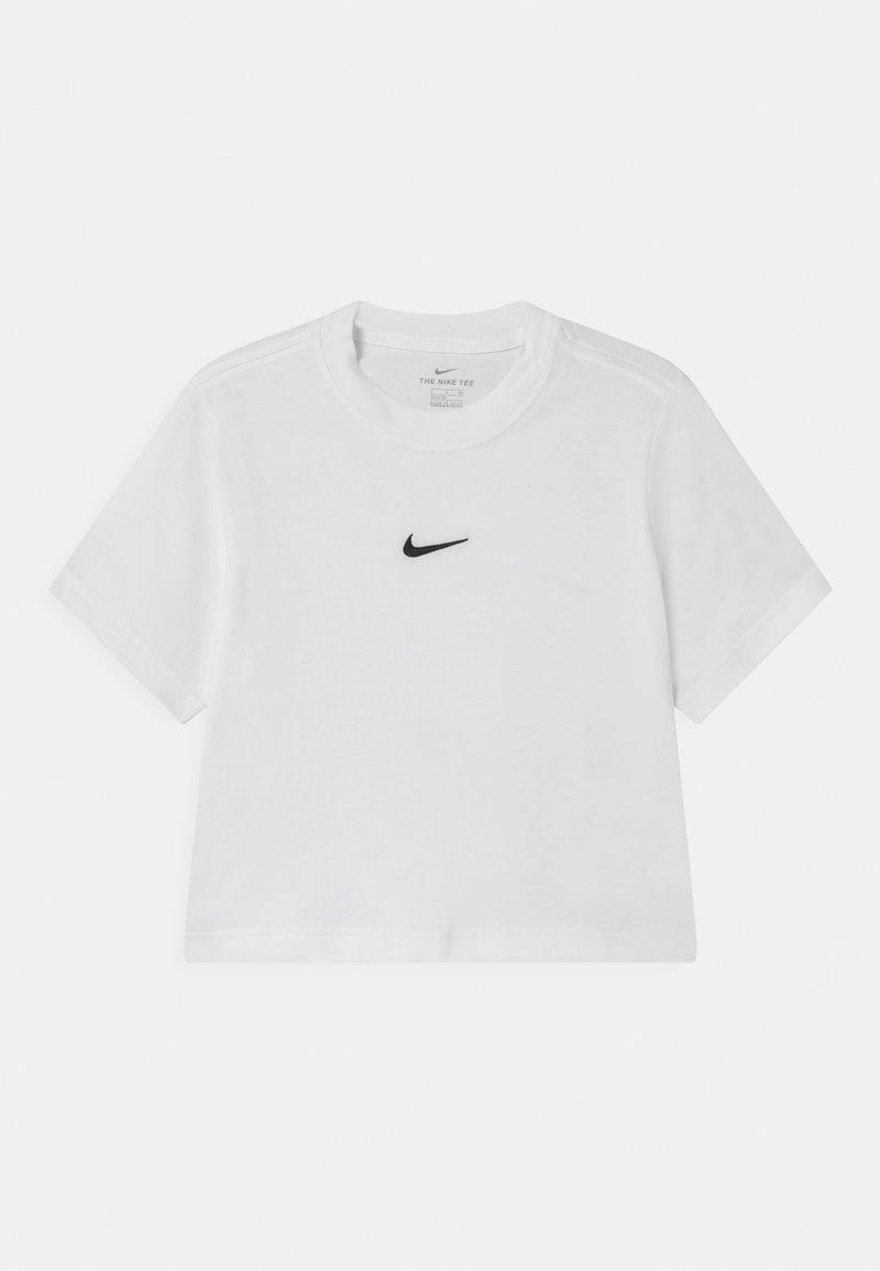 Nike Sportswear - BOXY - Jednoduché triko - white