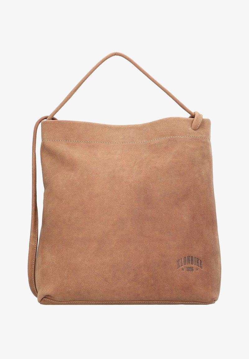Klondike 1896 - NORA - Handbag - mittelbraun
