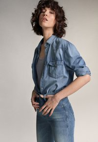 Salsa - PUSH IN - Slim fit jeans - blue - 4