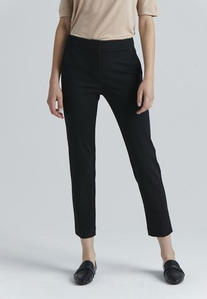 PETRA  - Trousers - black