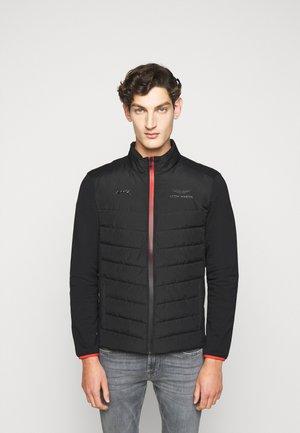 AMR FRONT QUILT - Gewatteerde jas - black