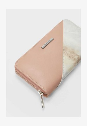 KARTENTASCHE IM COLOURBLOCK-DESIGN 00565001 - Wallet - pink