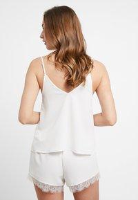 Anna Field - BRIDAL Set - Pyjama top - white - 2