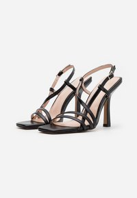 BEBO - BEKKIE - High heeled sandals - black - 2