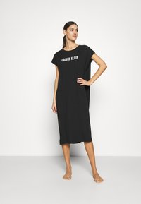Calvin Klein Swimwear - INTENSE POWER - Nightie - black - 1