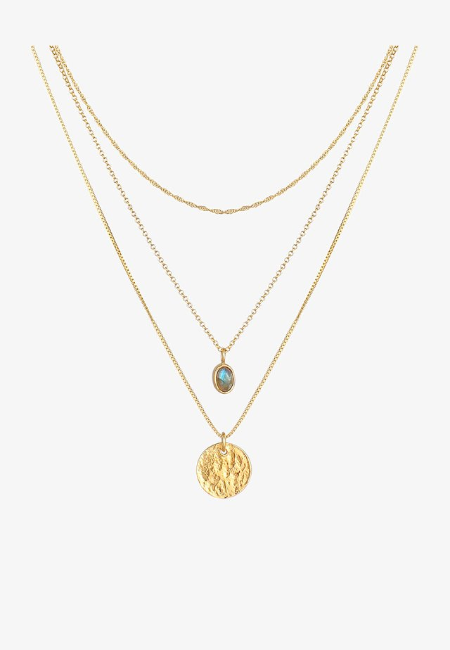 LAYER  - Ketting - gold