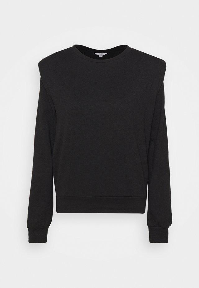 CARLOTTA - Sweater - black