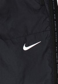 Nike Performance - SHIELD - Tracksuit bottoms - black/reflective silver - 7