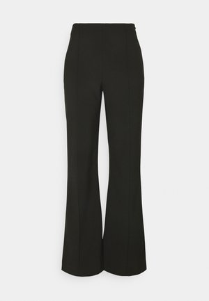 RECYCLED SPORTINA PIRLA - Trousers - black