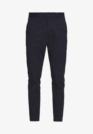 KRIS SUIT PANT - Trousers - dark blue