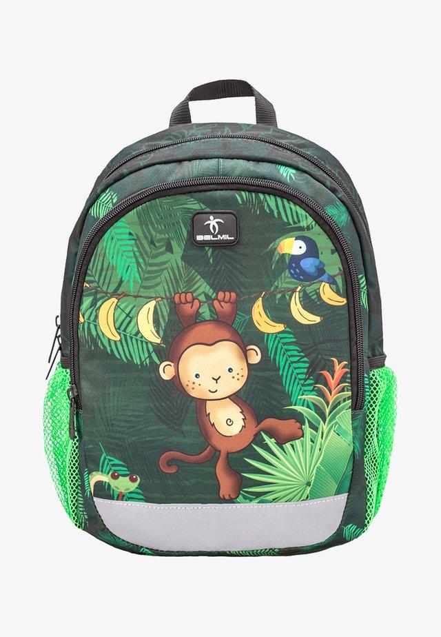KIDDY PLUS - Rucksack - jungle