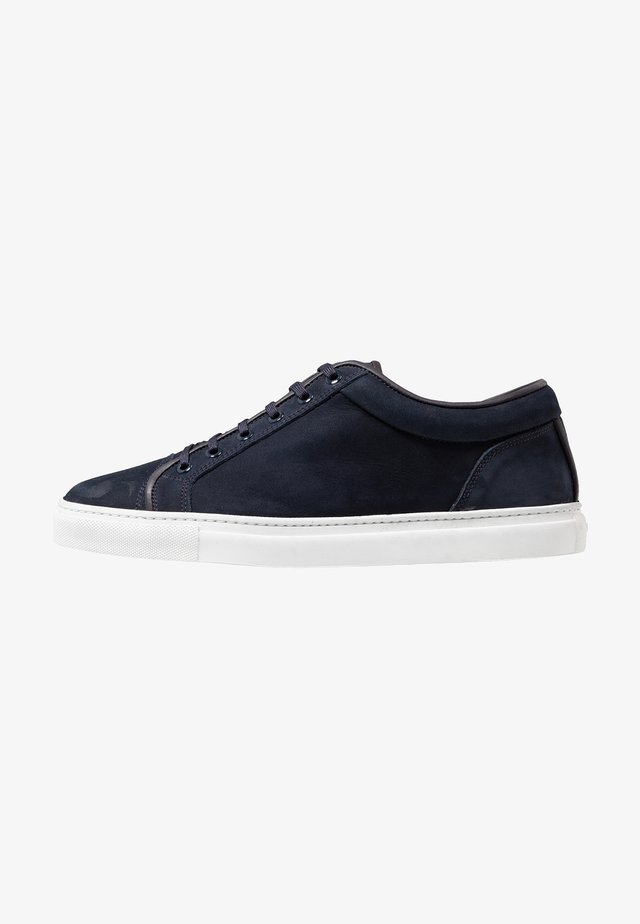 Sneakers basse - blueberry