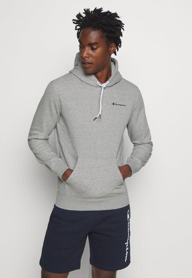LEGACY HOODED - Felpa con cappuccio - grey