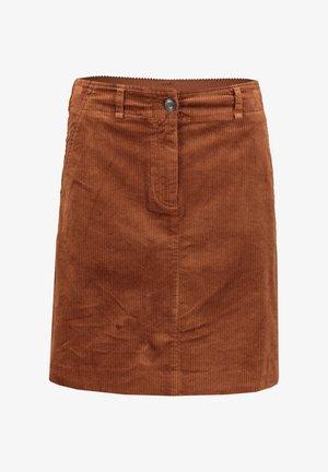 A-line skirt - nougat (24)