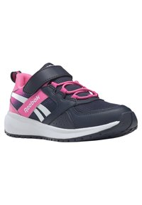 Reebok - ROAD SUPREME 2 ALT SHOES - Neutral running shoes - dark blue/pink - 7