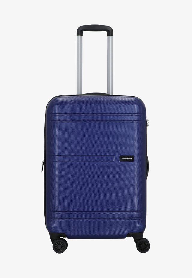 YAMBA - Wheeled suitcase - marine