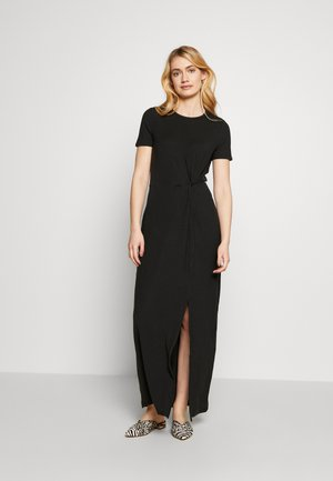 VMAVA LULU ANCLE DRESS TALL - Maxi dress - black