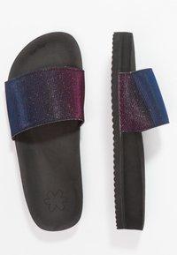 flip*flop - POOL SHINE - Mules - black - 3