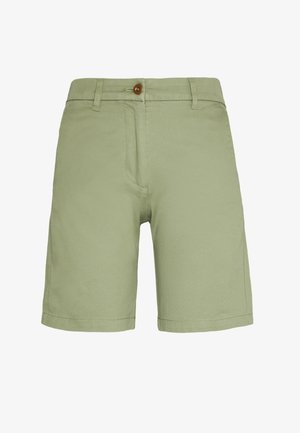 CLASSIC CHINO - Shorts - oil green