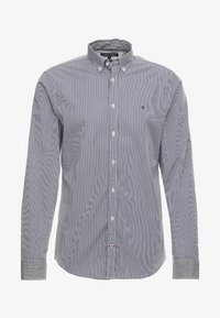 Tommy Hilfiger - CORE STRIPE - Shirt - peacoat/bright white - 4