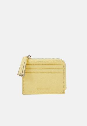 TASSEL - Wallet - sorbet yellow