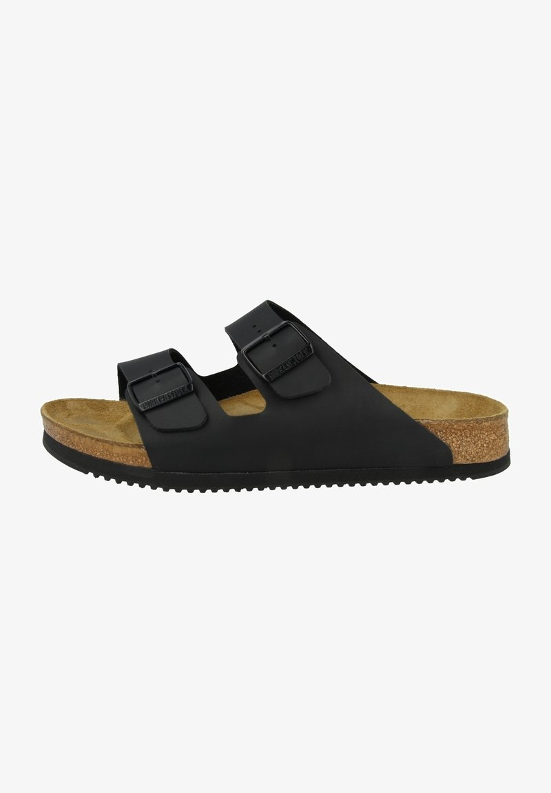 Birkenstock - ARIZONA  - Slippers - black