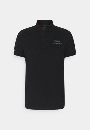 AMR MOTO  - Polo shirt - black