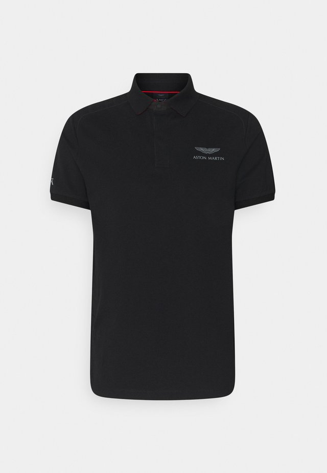 AMR MOTO  - Poloshirts - black