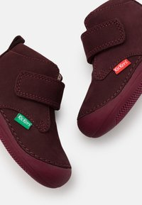 Kickers - SABIO UNISEX - Touch-strap shoes - red - 5