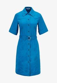 BOSS - DASHILO - Shirt dress - open blue - 5