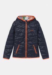 Vingino - TENISE REVERSIBLE - Light jacket - dark blue - 0
