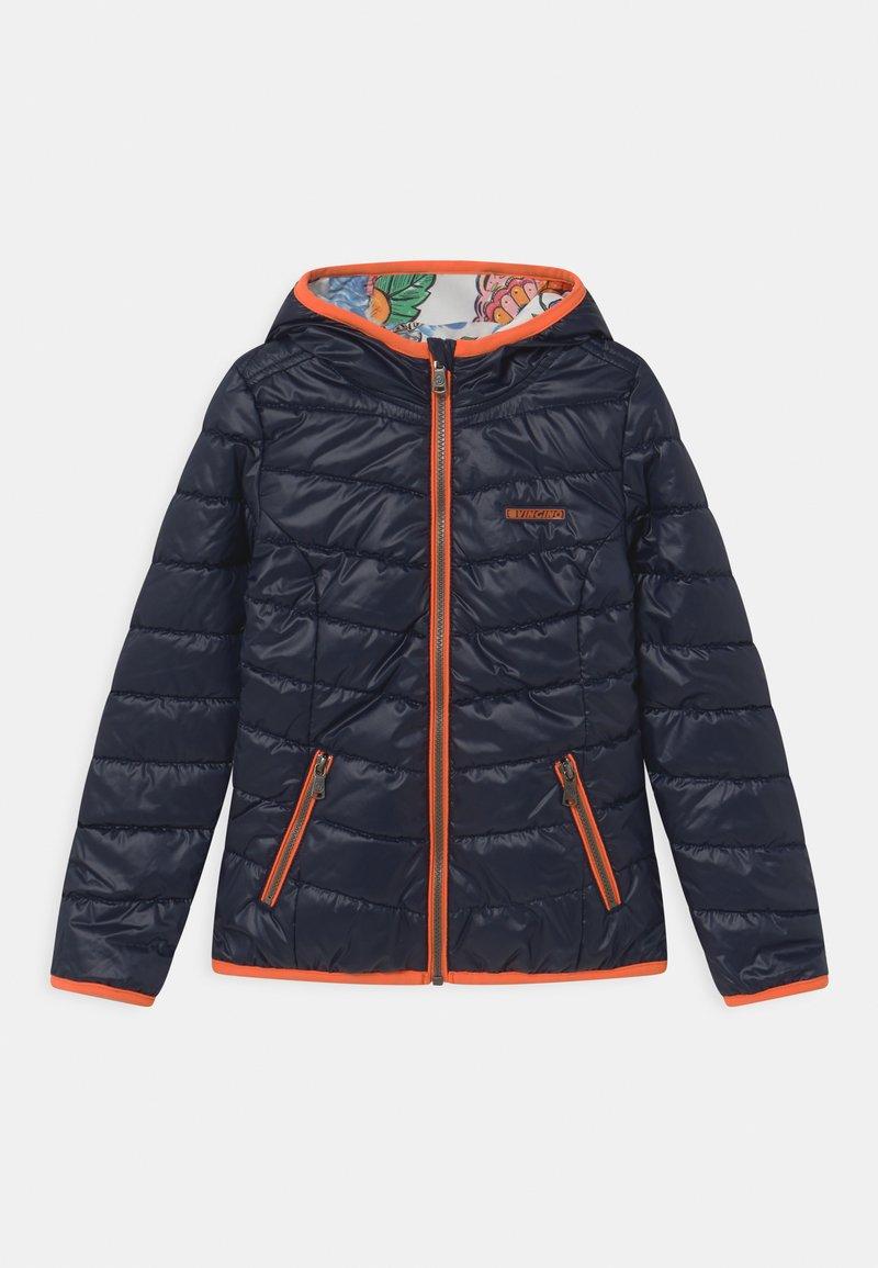 Vingino - TENISE REVERSIBLE - Light jacket - dark blue