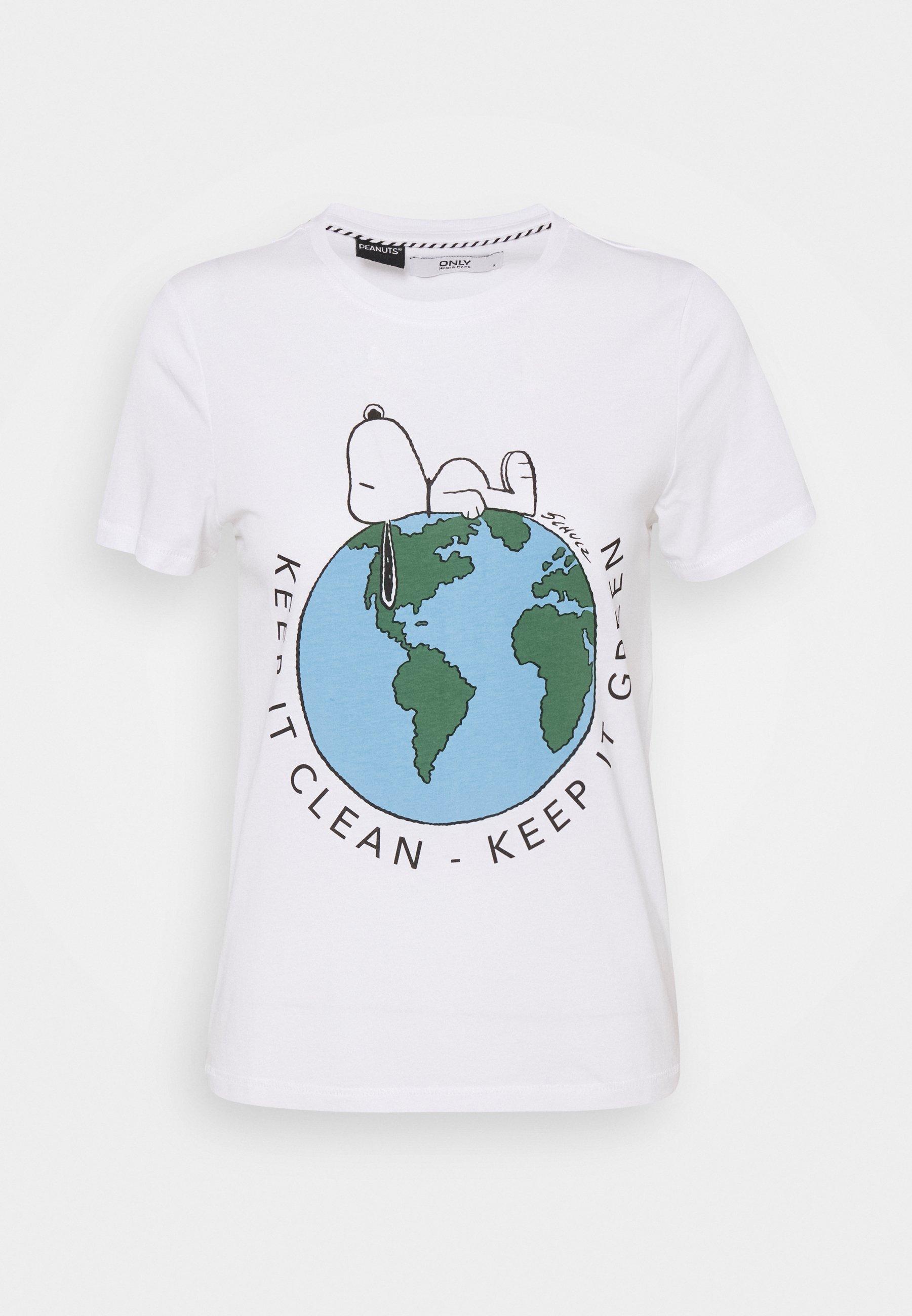 Damen ONLPEANUT - T-Shirt print