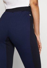 G-Star - NOSTELLE  - Leggings - Trousers - mazarine blue/servant blue - 5