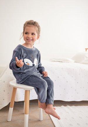 2 PACK - Pyjama set - grey