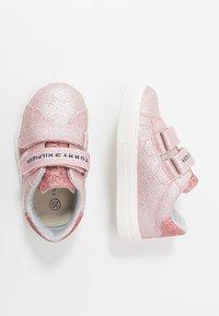 Tommy Hilfiger - Sneakersy niskie - pink - 0