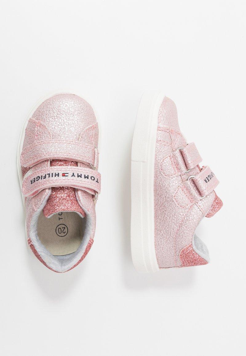 Tommy Hilfiger - Sneakersy niskie - pink