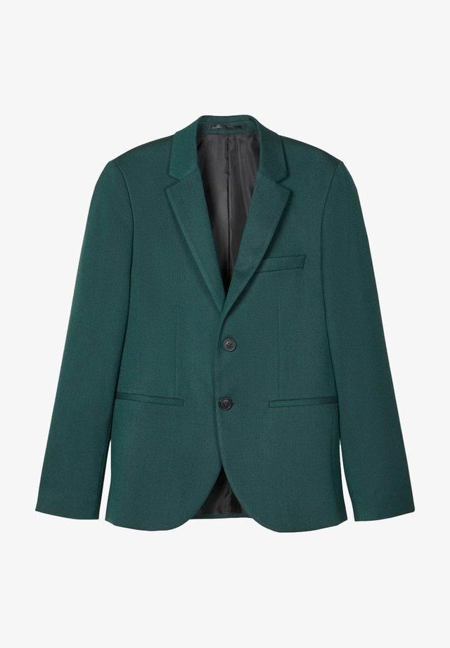 blazer - hunter green