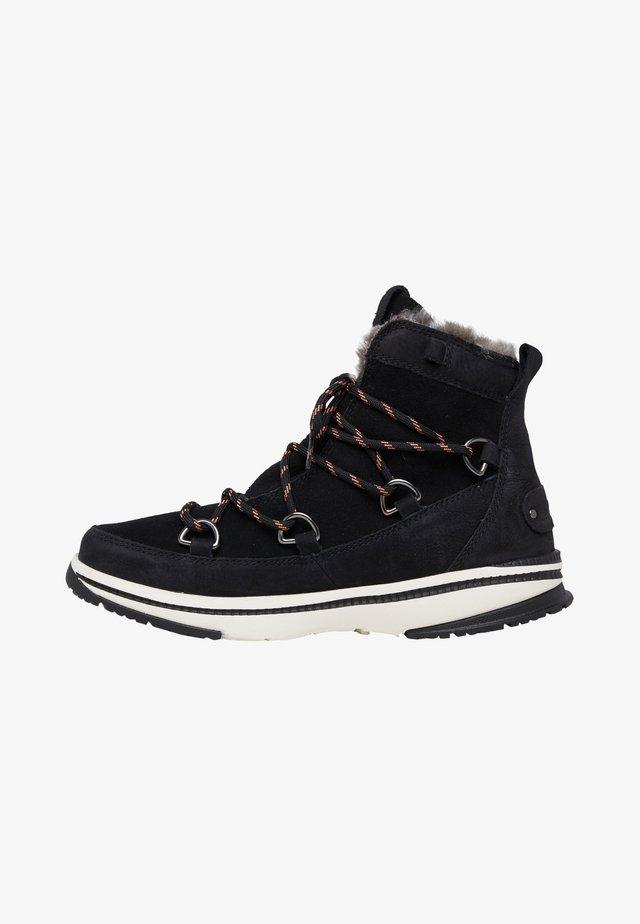 DECLAND - Snowboots  - black