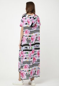 Madam-T - ADELINARA - Maxi dress - weiß rosa - 2