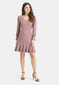 Nicowa - BELLANO - Day dress - rosa - 1