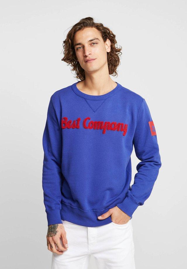CLASSIC  - Sweater - blue