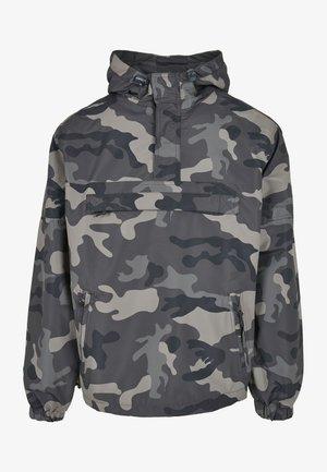 Veste coupe-vent - grey camouflage